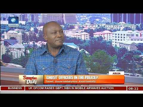 Nigerian Police Are The Least Paid In West Africa - Emmanuel Ojukwu Pt 1 | Sunrise Daily |