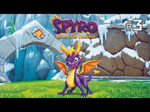Twitch Livestream | Spyro Reignited Trilogy 100% Playthrough Part 3 [Xbox One]