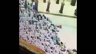 Penampakkan Jin Muslim Terekam Jelas Di Masjid Nabawi