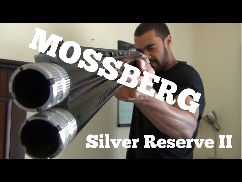 New Shotgun! Mossberg Silver Reserve II review and shooting