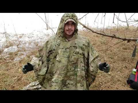 OPSEC Poncho: Survival Kit Essential Part 1