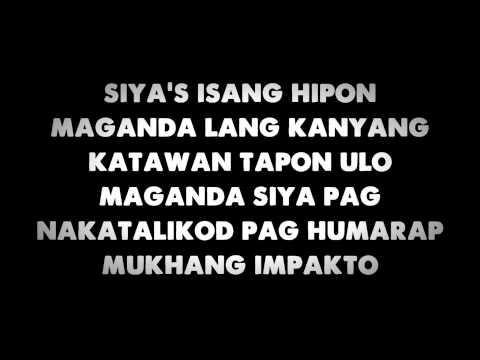 Hipon - Sir Rex Kantatero feat. Shehyee *Lyrics*