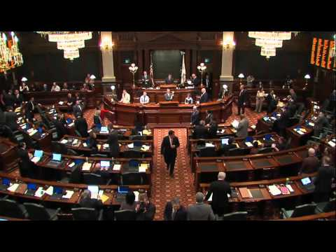 Gov. Bruce Rauner, 2016 State of the State Address