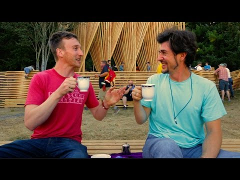 Paul White - Teatime at the Treeline - Seriously? @Pickathon
