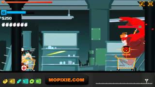 Play Free Online Zombie games - Zombie on wheels the arrival