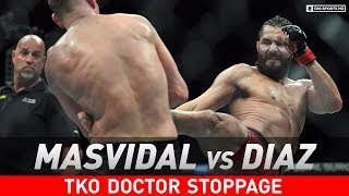 UFC 244: Stoppage spoils Jorge Masvidal's 'BMF' title win over Nate Diaz | CBS Sports HQ