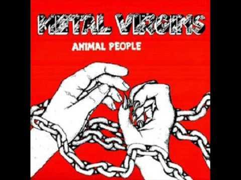Metal Virgins - Animal People 1984 (FULL ALBUM) [Thrash Metal]