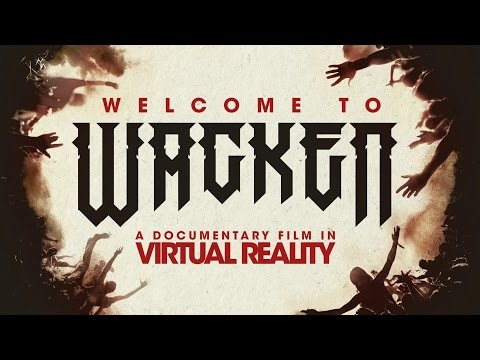 Welcome to Wacken VR | Official Trailer