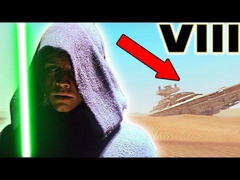 How Luke CRASHED a Star Destroyer on Jakku (CANON) - Star Wars Explained