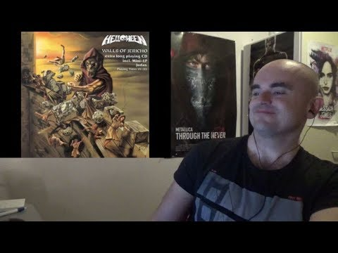 Helloween - Ride the Sky Reaction