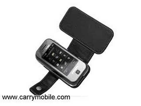 Carrymobile Leather Case for Samsung SCH-U940- Book Type