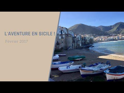 🏖L'aventure en Sicile !