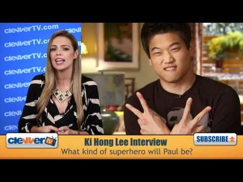 Ki Hong Lee Wants To Be A Superhero On 'Nine Lives'