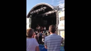 Leee John Happy Days Festival 2013 Just An Illusion