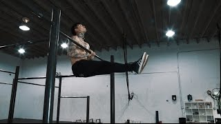 INSANE SUPER HIGH PULL UPS! THENX