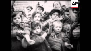 AUSCHWITZ CONCENTRATION CAMP - NO SOUND