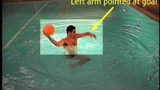 Daniel Noval Waterpolo instruction video