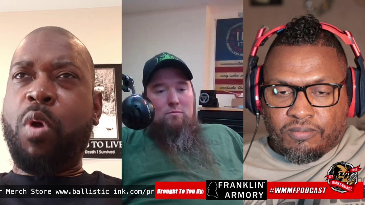 Podcast #752 iCOP & Why USPS Is Spying on US? Gorillas & Guns And Walter Griffen Hank Strange WMMF