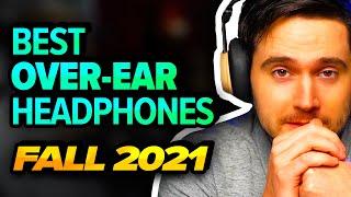 Best Over Ear Headphones 2021: Bose, Sony, Sennheiser, & More!