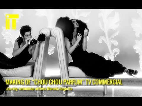 "Making of ""CHOU CHOU"" Parfume campaign"