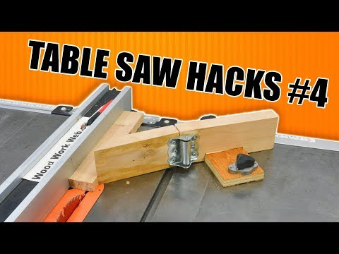 5 Fast Desk Noticed Methods Half four / Woodworking Hacks