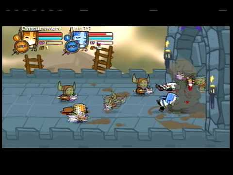 Castle Crashers: Conscientious Objector | Achievement Guide
