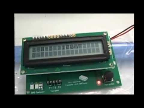 How to self test and calibrate Transistor tester ESR Meter