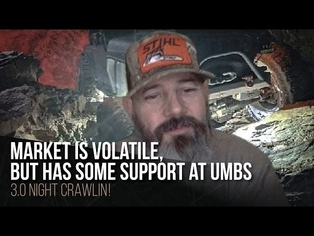 Market is volatile but has some support at UMBS