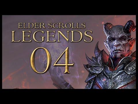 Let's Play The Elder Scrolls: Legends Gameplay Part 4 (DUNMER DESTRUCTION! SPECIAL FEATURE)
