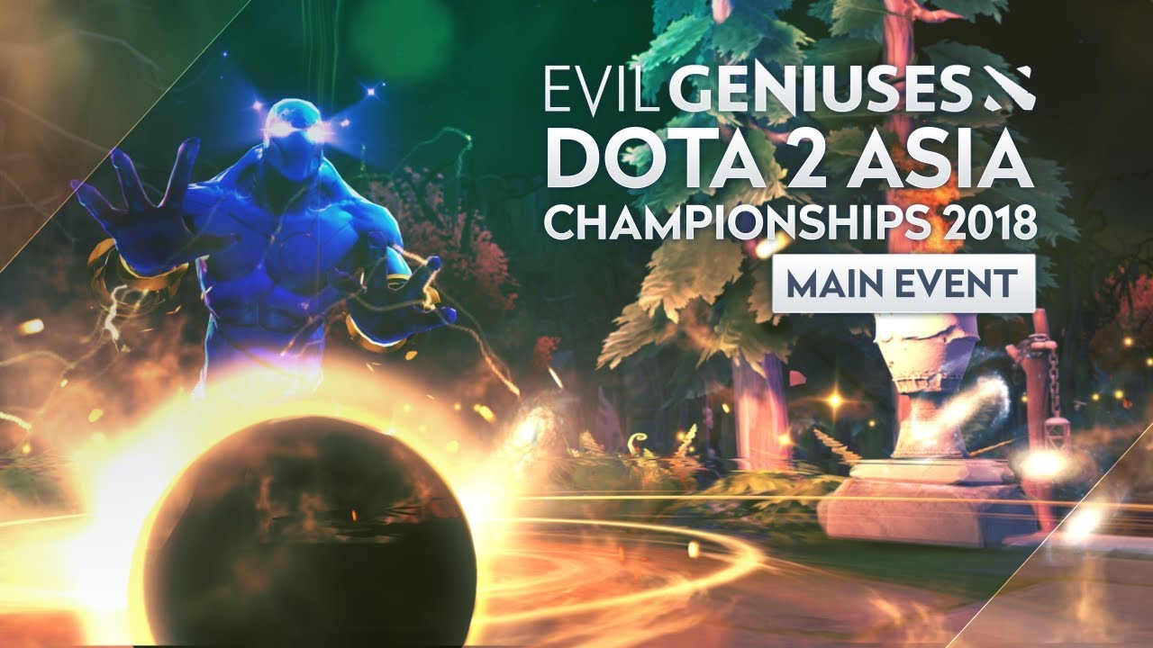 Eg Dota Highlights Dac  Main Event