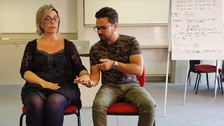 Séance Hypnose - Induction et Effet Ideo-moteur