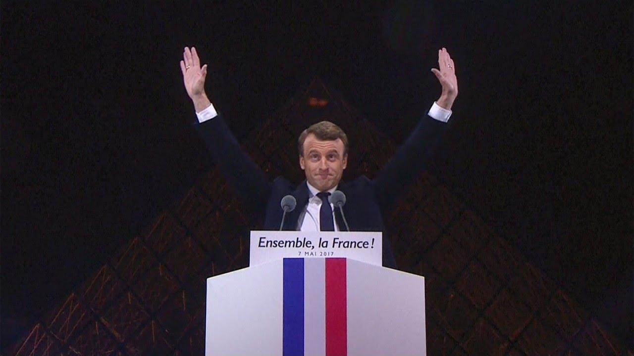 Emmanuel Macron Les Coulisses D Une Victoire Les Dessous D Une Campagne Hors Norme Youtube