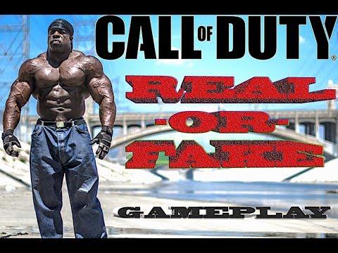 FAKE GAMEPLAY  | Call of Duty: Infinite Warfare (PS4 🎮)