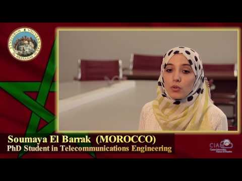 Soumaya El Barrak (MOROCCO) - Erasmus Experience in Messina (Moroccan version)