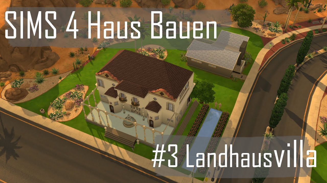 Sims 4 haus bauen 3 landhausillva luxury cottage for Cottage haus bauen