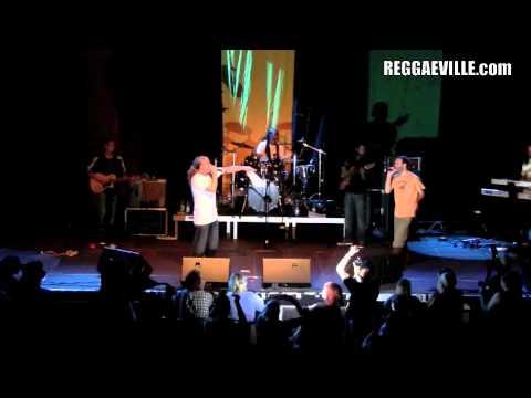 Ganjaman - Wir Halten An Der Liebe Fest feat. Goldi & Cornadoor @Reggaeville Weekender 8/27/2011