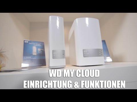 WD My Cloud: Einrichtung & Funktionen erklärt (Werbung) | Allround-PC.com