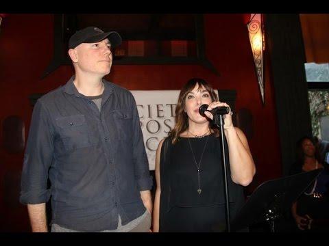 Gregg Alexander & Danielle Brisebois KROQ