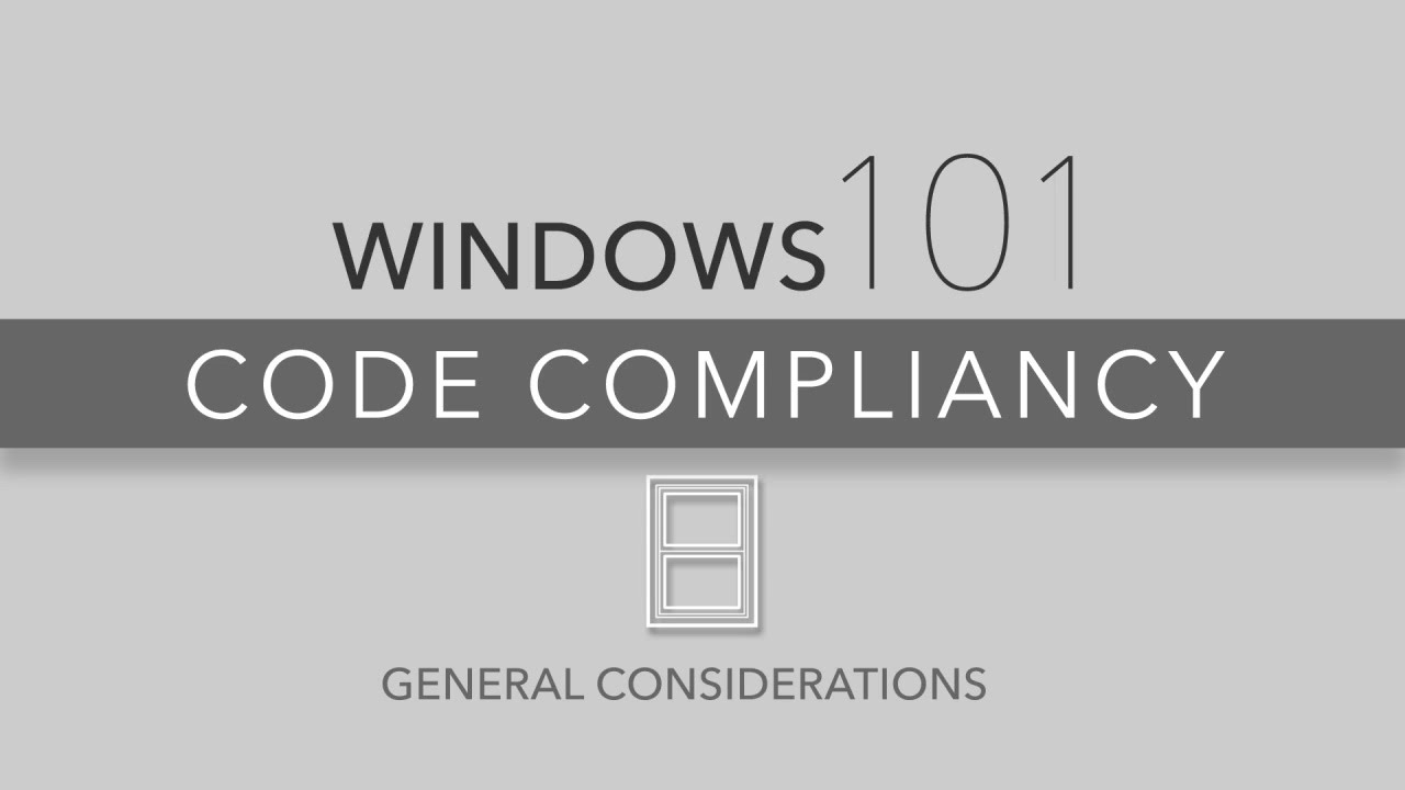 Atrium windows 101 general codes youtube for Where to buy atrium windows