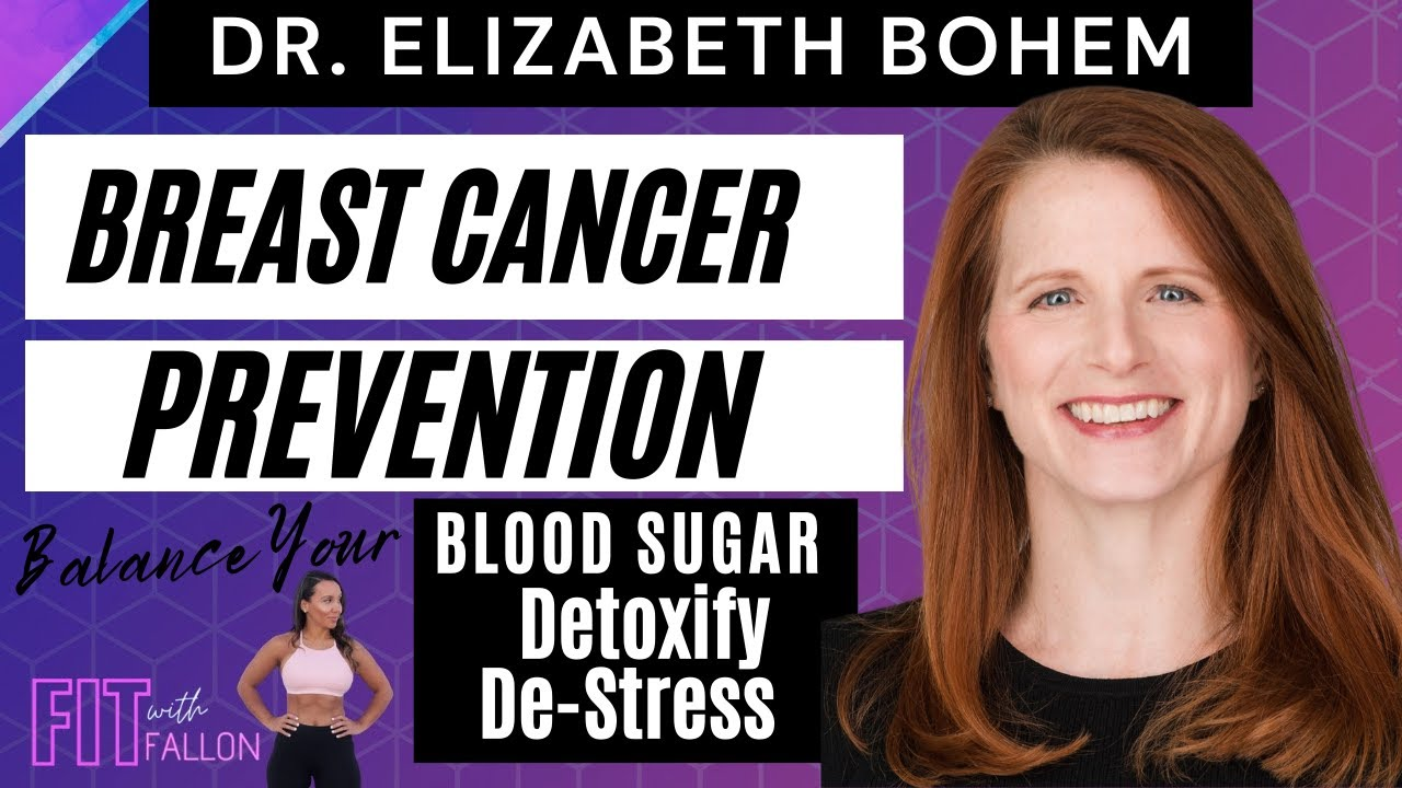 How to prevent breast cancer: Dr Boham x Fit with Fallon Podcast Ep.4
