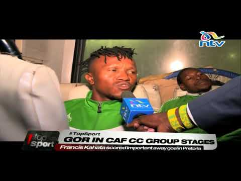 Gor Mahia coach talks about CAF CC draw for group stage #TopSport