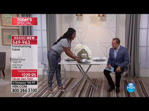 HSN | Home Transformations featuring Concierge Collection 08.22.2017 - 09 PM