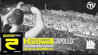 Hardwell Feat. Amba Shepherd - Apollo [Official Preview]