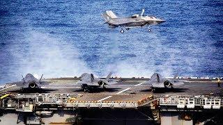 Marine's newest F-35B turns amphibious assault ship into light aircraft carrier