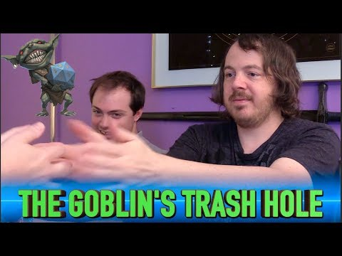 The Goblin's Trash Hole   Rated RPG