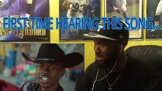 Baixar Lil Nas X - Old Town Road (Official Movie) ft. Billy Ray Cyrus -REACTION