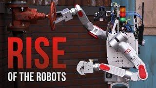 PBS NOVA  Documentary  ~ Rise of Robots