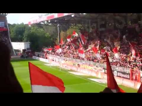 Stadion an der Alten Försterei, 1.FC Union Berlin ,Stimmung, Hymne, Intro, Fahnenmeer, U.N.V.E.U