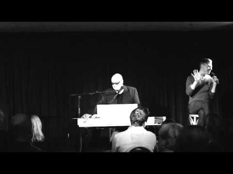 A Bit Of A Mouthful - Ian Shaw at the Edinburgh Fringe 2012