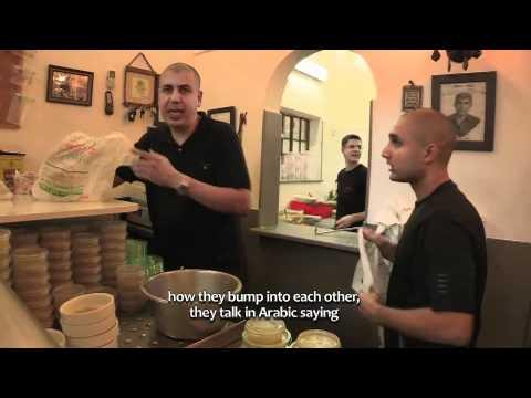 Abu Hasan restaurant in Jaffa